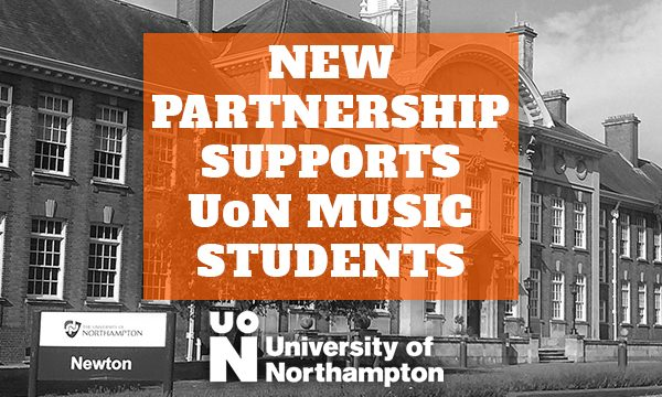 New Partnership Supports UoN Music Students