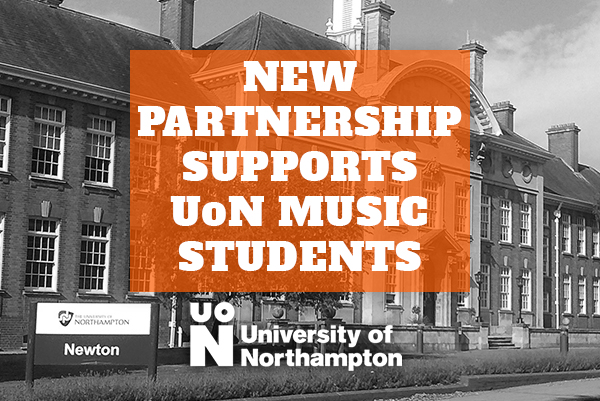 New Partnership Supports UoN Music Students