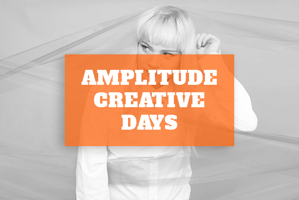 Amplitude Creative Days – Behind The Scenes