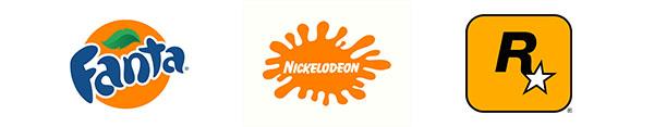 Orange brands logos