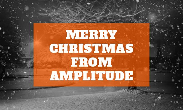 Merry Christmas from Amplitude