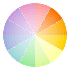 colour palette analogous