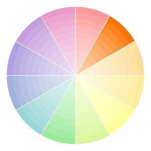 colour palette monochromatic