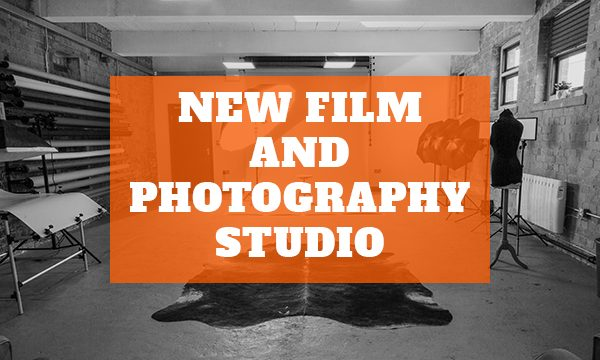 New Film and Photography Studio