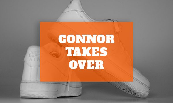 Connor Takes Over