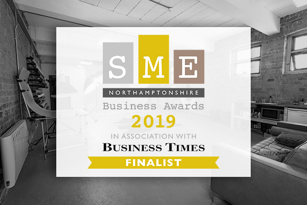 We're Finalists! SME Northamptonshire Business Awards