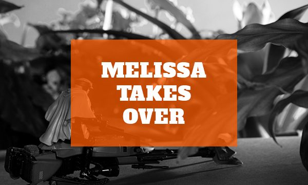 Melissa Takes Over
