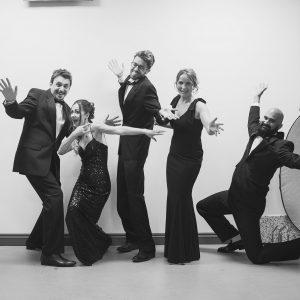 SME Northampton Business Awards Team Photo