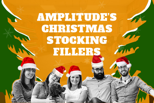 Amplitude's Christmas Stockings Fillers