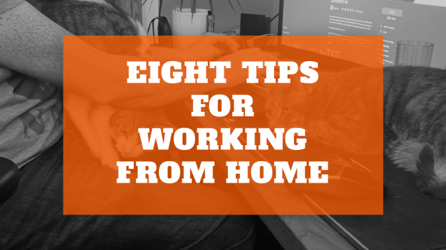 Eight Tips For Working From Home
