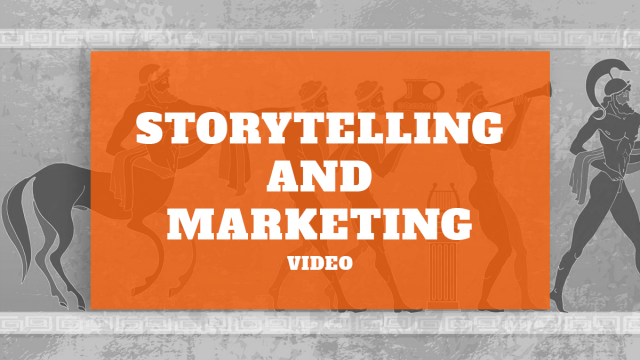 Storytelling and Marketing : What we can learn from movies and books