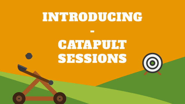 INTRODUCING… CATAPULT! FREE MARKETING ADVICE AND TOOLS  FOR LOCAL CREATIVES AND COMPANIES AFFECTED BY COVID