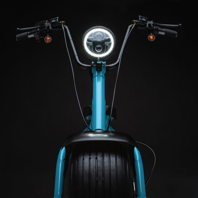 The Tubby Tyre Scooter Company – Product Photography