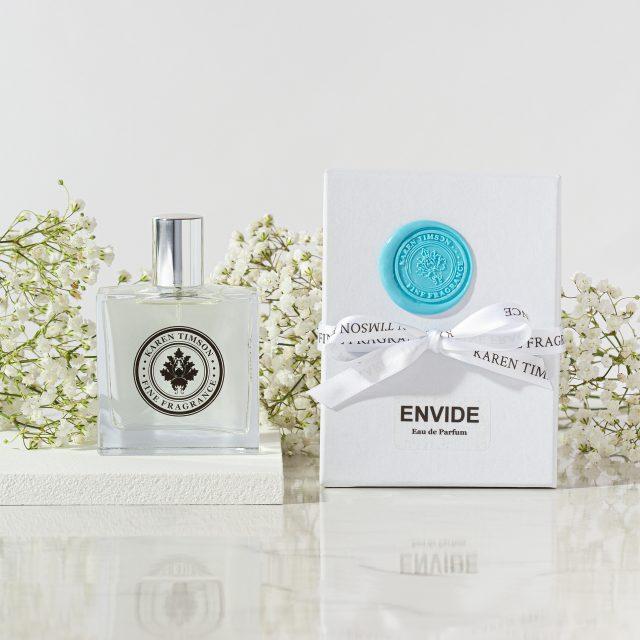 Karen Timson Fine Fragrances – Product Photography