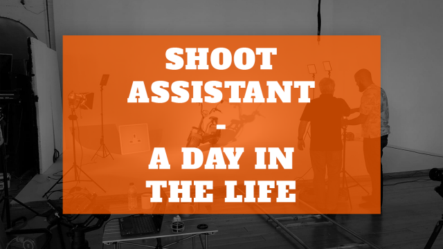 Shoot Assistant – A Day In The Life