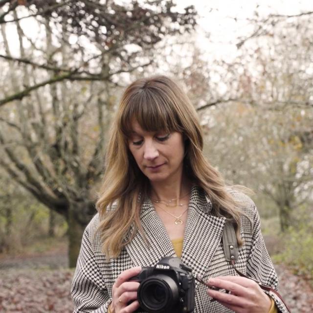 Hannah Argyle – SkillShare Course Filming